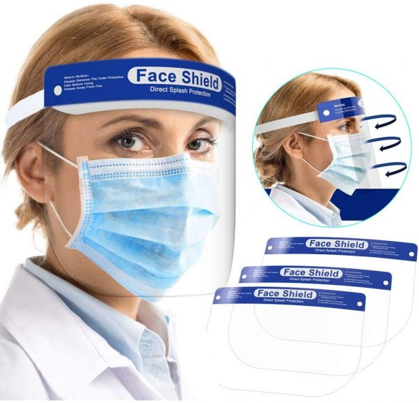 Full Face Protection